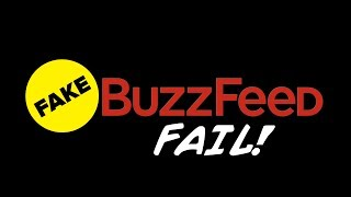 BuzzFeed posts fake news while reporting about fake news