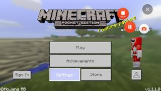 Cách cài tiếng việt trong minecraft pe