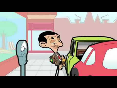 Mr. Bean Animated Series Camping Part1