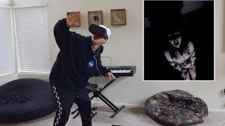 First Time Trying Virtual Reality.. (SCARY)