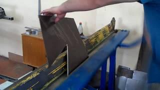 Гибка листового металла станок