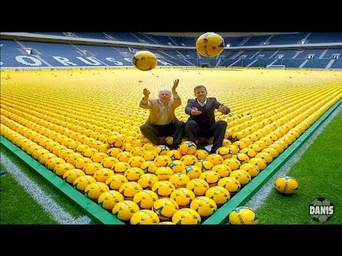 12 RECORD MONDIALI del Calcio IMPOSSIBILI Da BATTERE -  Guinness World Records | HD #52 ?