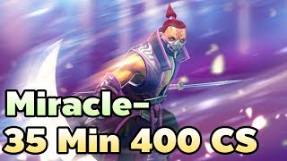 35 Min 400 CS Antimage Miracle-