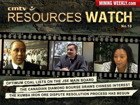 Resources Watch 10