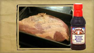 Claudes Sauces BBQ Brisket Marinade Recipe