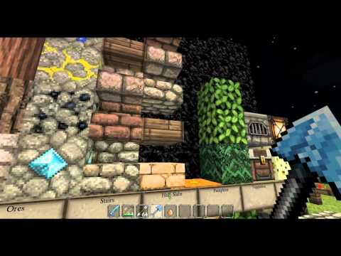 BEST Minecraft 1.7.5 HD Roleplay Texture Pack
