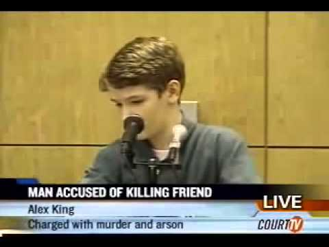 Kid In Court For Killing His Father - 12 Years Old
