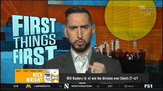 THE HERD | Nick Wright [DEBATE] Smart move for LeBron to keep Melo away from Lakers?