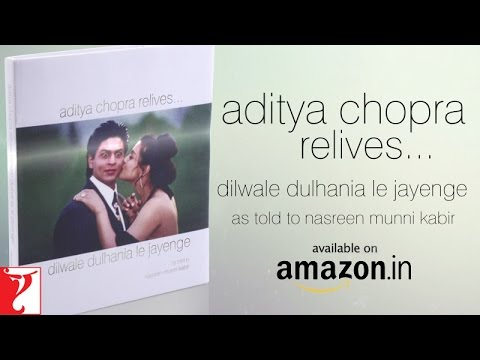 Aditya Chopra Relives... Dilwale Dulhania Le Jayenge - Book Promo