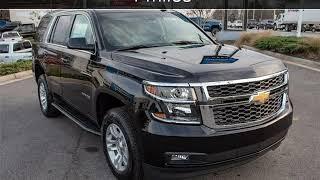2019 Chevrolet Tahoe LT New Cars - Charlotte,NC - 2019-02-22