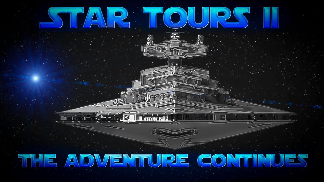Star Tours The Adventure Continues Star Tours ii The Adventures