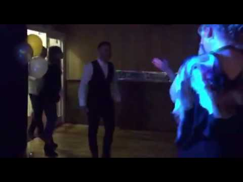 Gary Barlow, surprises fan at milestone birthday party