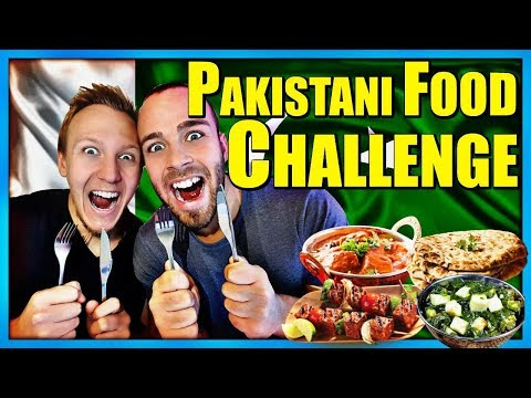 download lagu Pakistani Food - First Time Eating By Robin And gratis