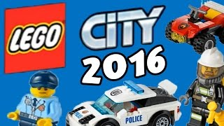 LEGO City 2016 sets pictures