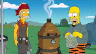 Smoker Simpsons