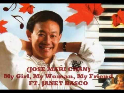 Jose Mari Chan - My Girl My Woman My Friend