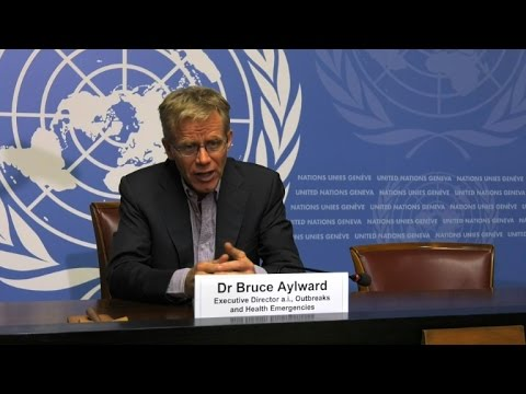 One new confirmed case in previously Ebola-free Liberia: WHO