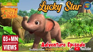 The jungle book LUCKY STAR