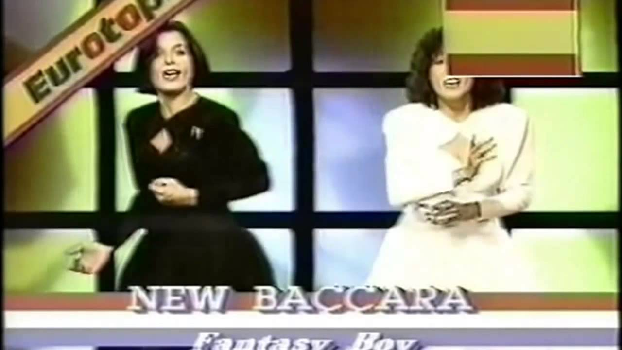 New Baccara - Call Me Up (Special DJ-Mix)