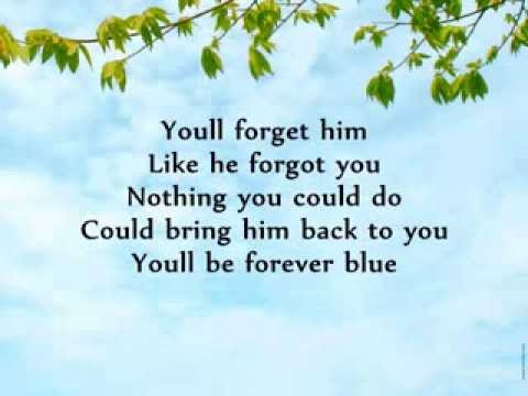 Forever Blue By Swing Out Sister With Lyrics video