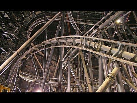 Flight Deck Roller Coaster