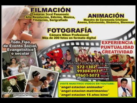MATRIMONIO EVANGÉLICO, BODA, ANIMADOR CRISTIANO, Hora Santa, Lima 5721302, Angel Estación (1/2)