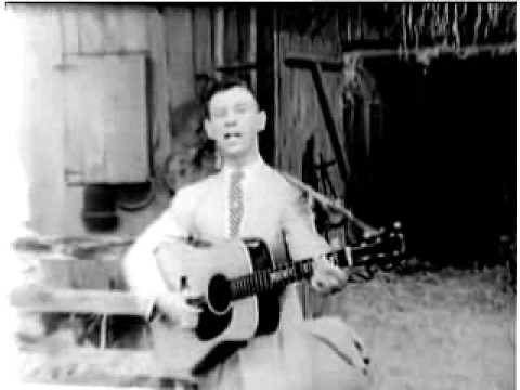Hank Snow - Just a Faded Petal from a Beautiful Bouquet