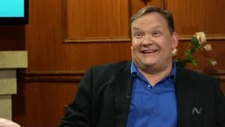 "Andy Richter on ""Larry King Now"" - Full Episode in the U.S. on Ora.TV"