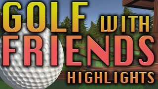 ALL THE RAGING AND LAUGHTER | Golf With Your Friends HIGHLIGHTS