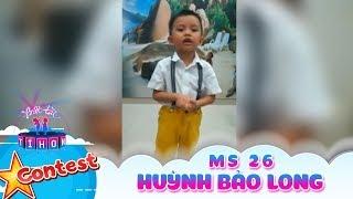 Biệt tài tí hon online | MS 26: Huỳnh Bảo Long