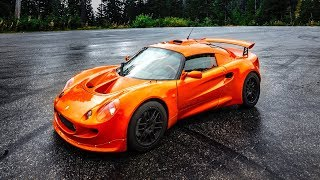 This Ultra Rare Lotus Exige S1 Redefines What I Thought Was Hardcore
