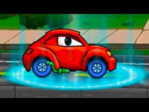 Car Eats Car 6 Машина ест машину / Хищные машины #39 про машинки как мультик игра в Drive Ahead #МК