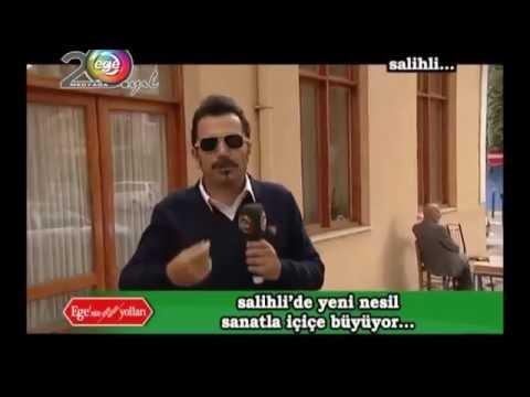 EGENİN İNCE UZUN YOLLARI SALİHLİDE-10 ARALIK 2014