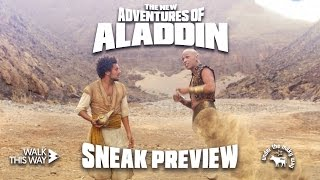 The New Adventures of Aladdin - Sneak Preview