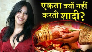 Download Why Ekta Kapoor doesn't get married ? 3Gp Mp4