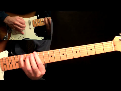 Awesome Eric Johnson Style Pentatonics Guitar Lesson - Rock - Blues - Metal - Fender Strat
