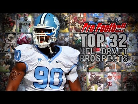 PFW's #14 NFL Draft Prospect: UNC DE Quinton Coples