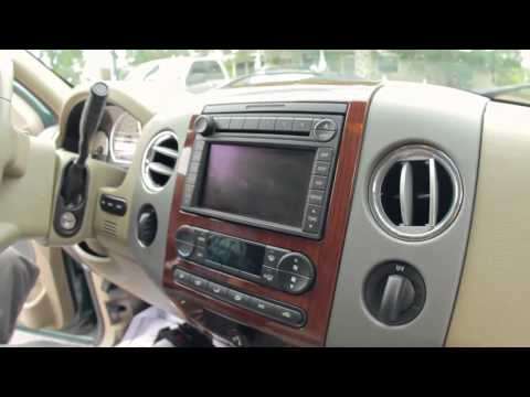 Autoline's 2007 Ford F-150 Lariat Walk Around Review Test Drive