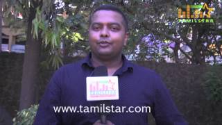 Prakash Nikki At Kalam Movie Trailer Launch