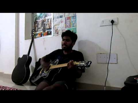 Jiyein Kyun Guitar Acoustic CoverLesson-Dum Maro Dum