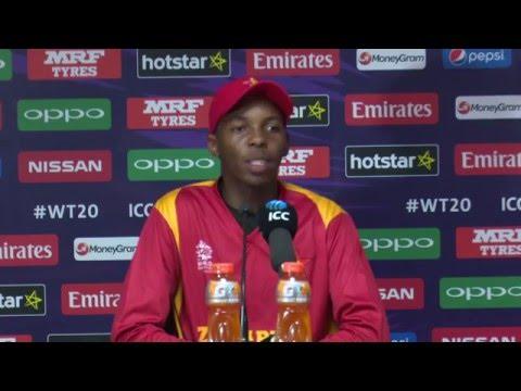 SCOTLAND V ZIMBABWE - ICC World Twenty20 post-match press conference