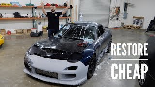 The 3 Rotor RX-7 gets more HP and Restoration | Budget Rotary Adventures