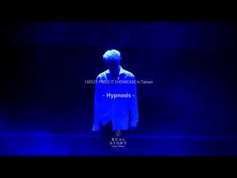 "160521 - Taemin ""Press It"" Showcase in Taiwan (Hypnosis)"