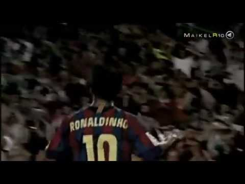 Ronaldinho Boom Boom Pow video