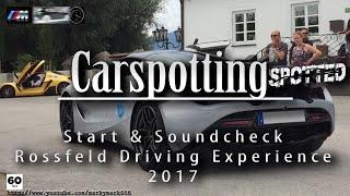 Supercar Soundcheck Huracán Spyder, 458 F Spider, R8 V10+, M4 G-Power, 911 4S Clubsport, Z06 etc