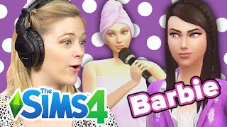 Kelsey Tries The Perfect Sim Challenge in the Sims 4 | Malibu Barbie Part 5