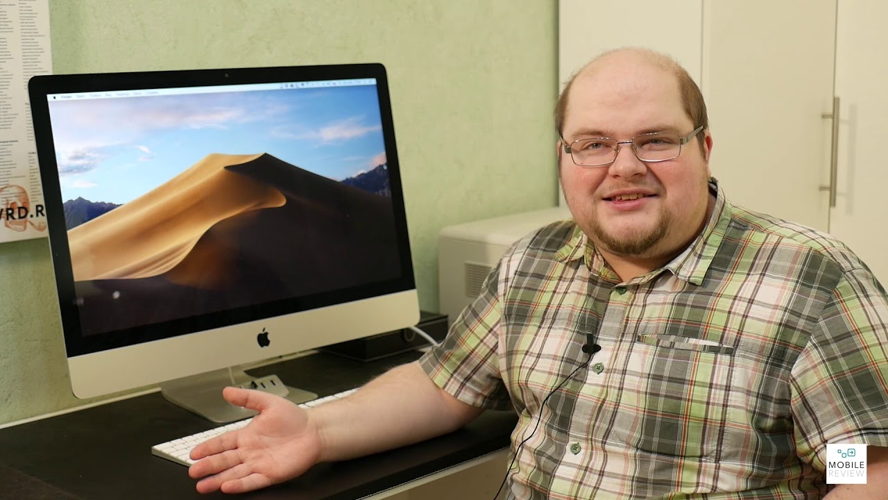 МНЕНИЕ | Apple iMac 5k за 150 000 рублей