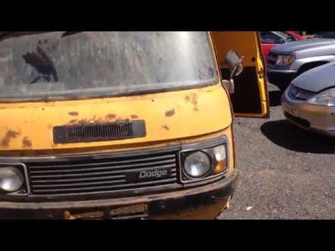 1980's Dodge/Commer Van - British Telecom