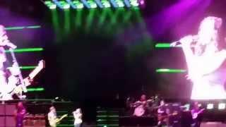 Keith Urban Video - Keith Urban - We Were Us - Cincinnati 7/31/14 (Duet with Grace Aufderbeck)
