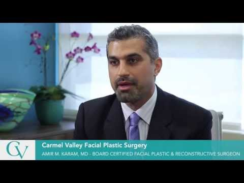 San Diego Facial Plastic Surgeon Dr. Amir Karam Practice Philosophy Video